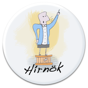 Badge-hirnok