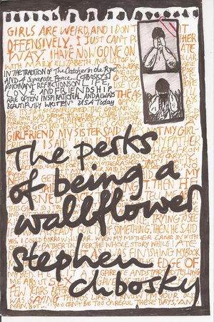 The_perks_of_being_a_wallflower_book_cover_drawing_by_pigwigeon-d5j78el