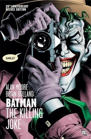 A Batman: A gyilkos tréfa júliusban érkezik.