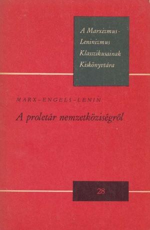 a marxizmus nézete