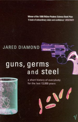 analysis of guns germs and steel by jared diamond Summary of guns, germs, and steel: by jared diamond | includes key takeaways & analysis [fastreads] on amazoncom free shipping on qualifying offers please note: this is a summary, analysis and review of.