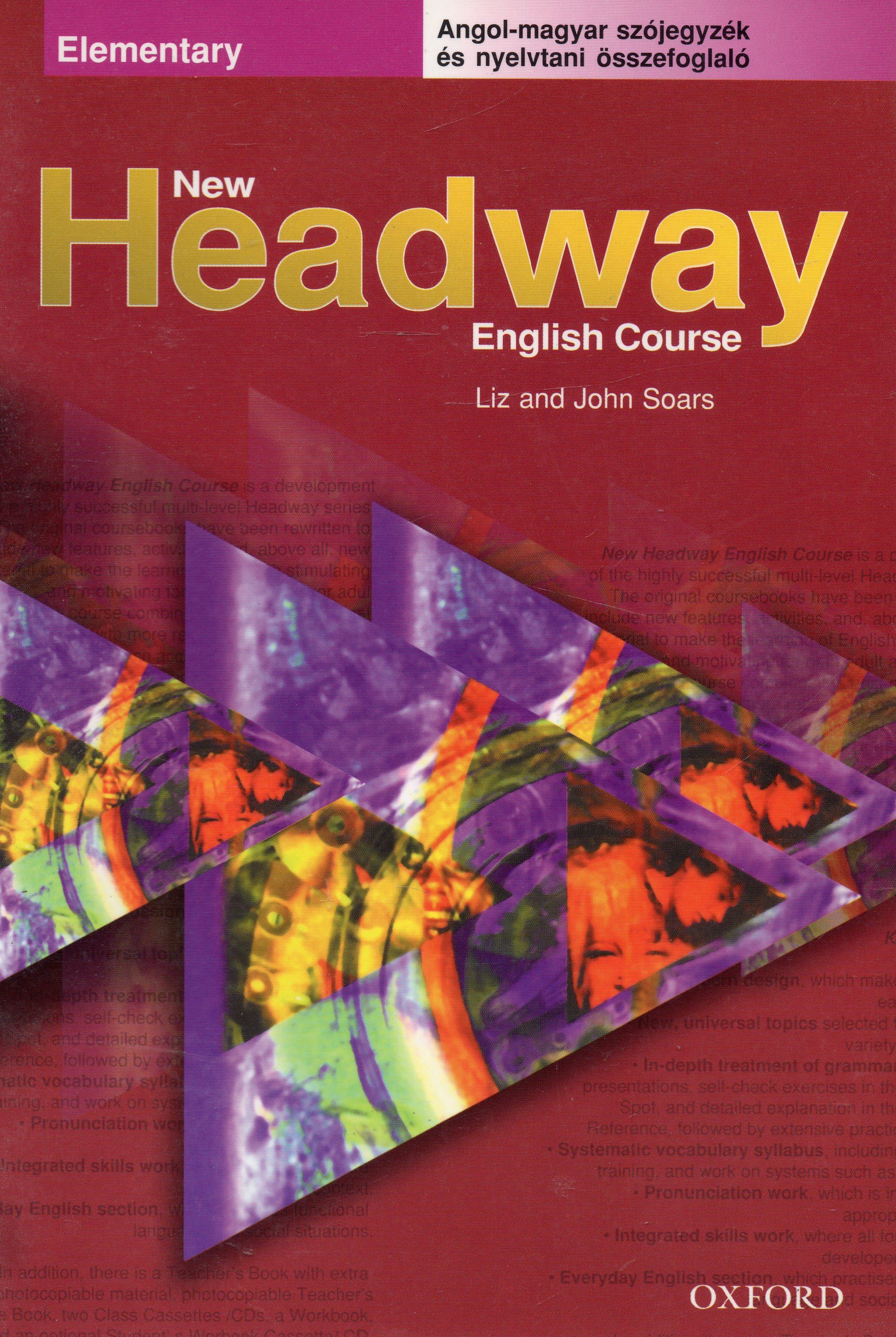New Headway English Course Elementary Students Book