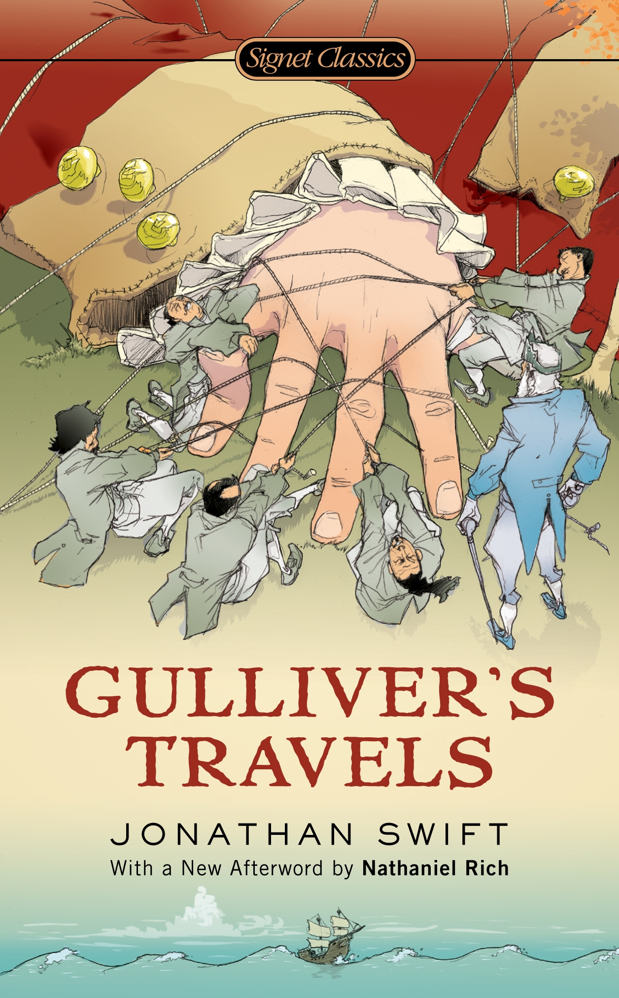 Gulliver S Travels Book Cover Drawing : Gulliver s travels könyv jonathan swift rukkola hu