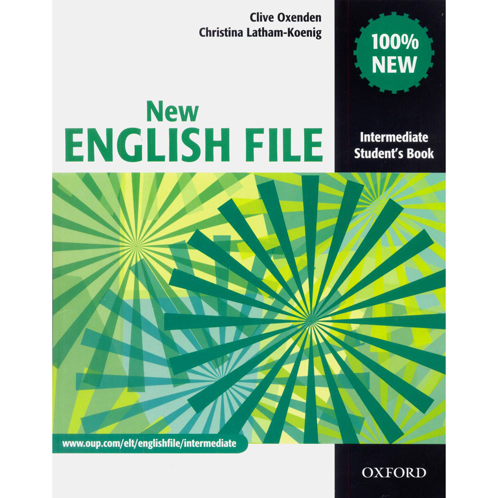 New English File Intermediate Pdf