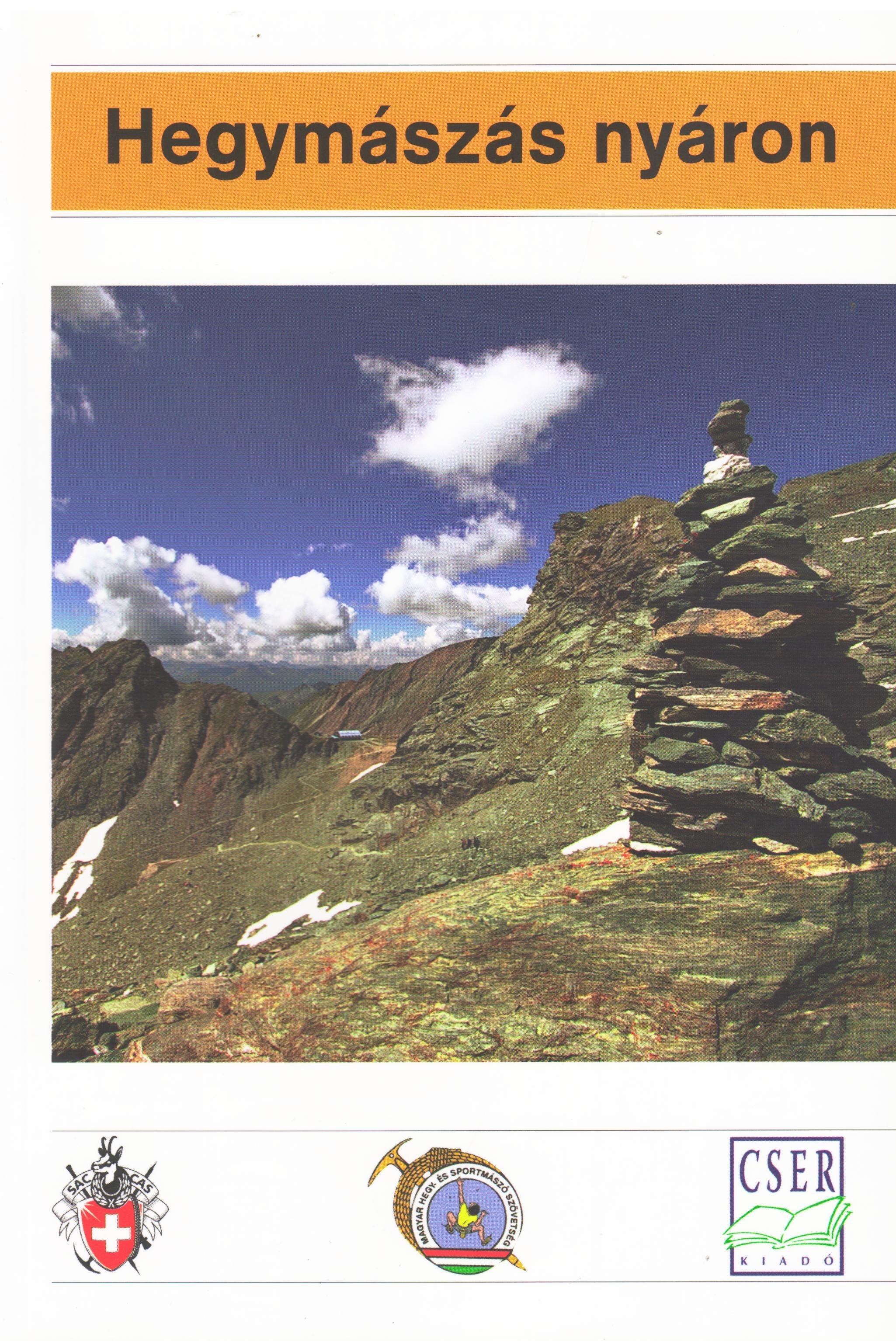 228f74c5d2bd Hegymászás nyáron (könyv) - Kurt Winkler - Hans-Peter Brehm - Jürg ...