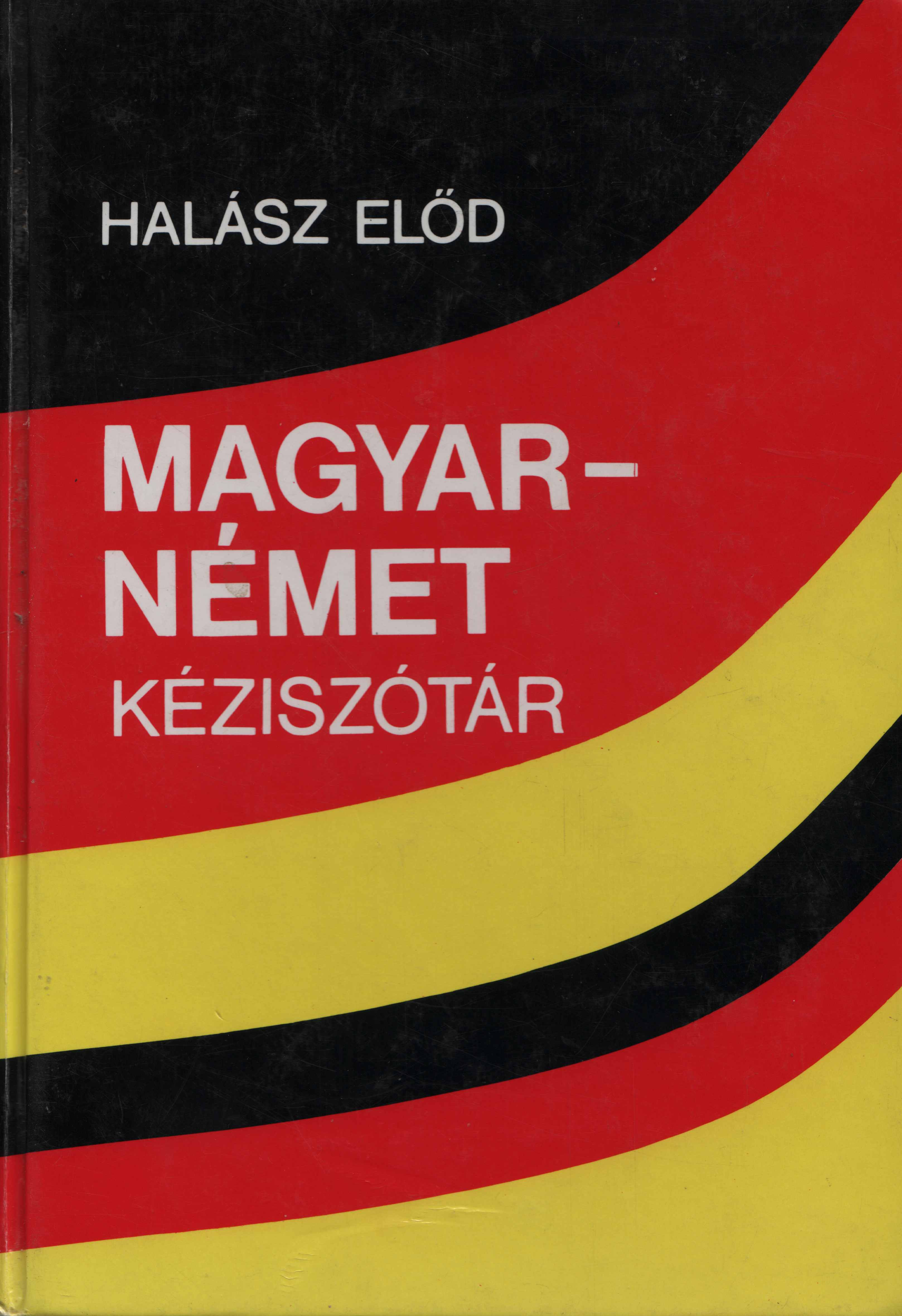 Magyar német