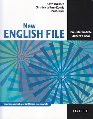 New_english_file_pre-intermediate_student's_book