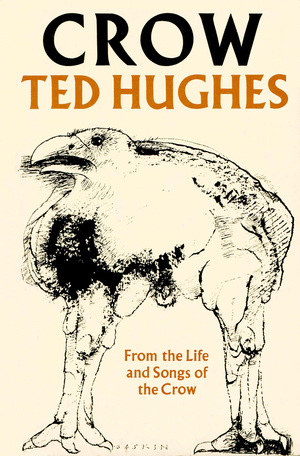 D1013_z_books_in_english_crow_by_ted_hughes