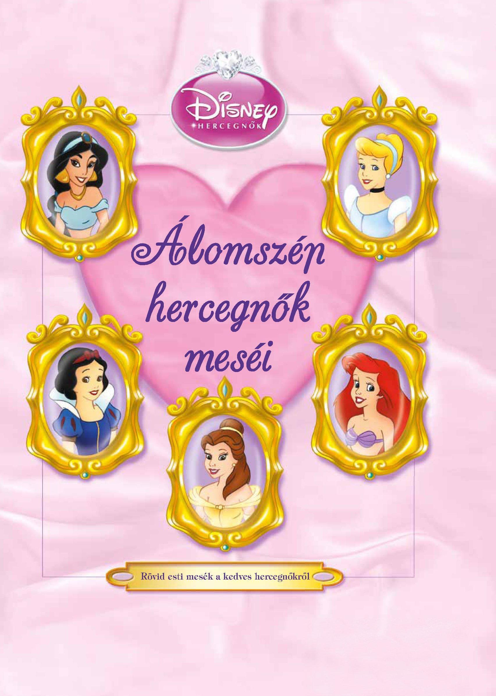 Mindannyian jól ismerjük a csodás hercegnők történetét 1c52df783c