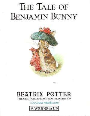 The-tale-of-benjamin-bunny