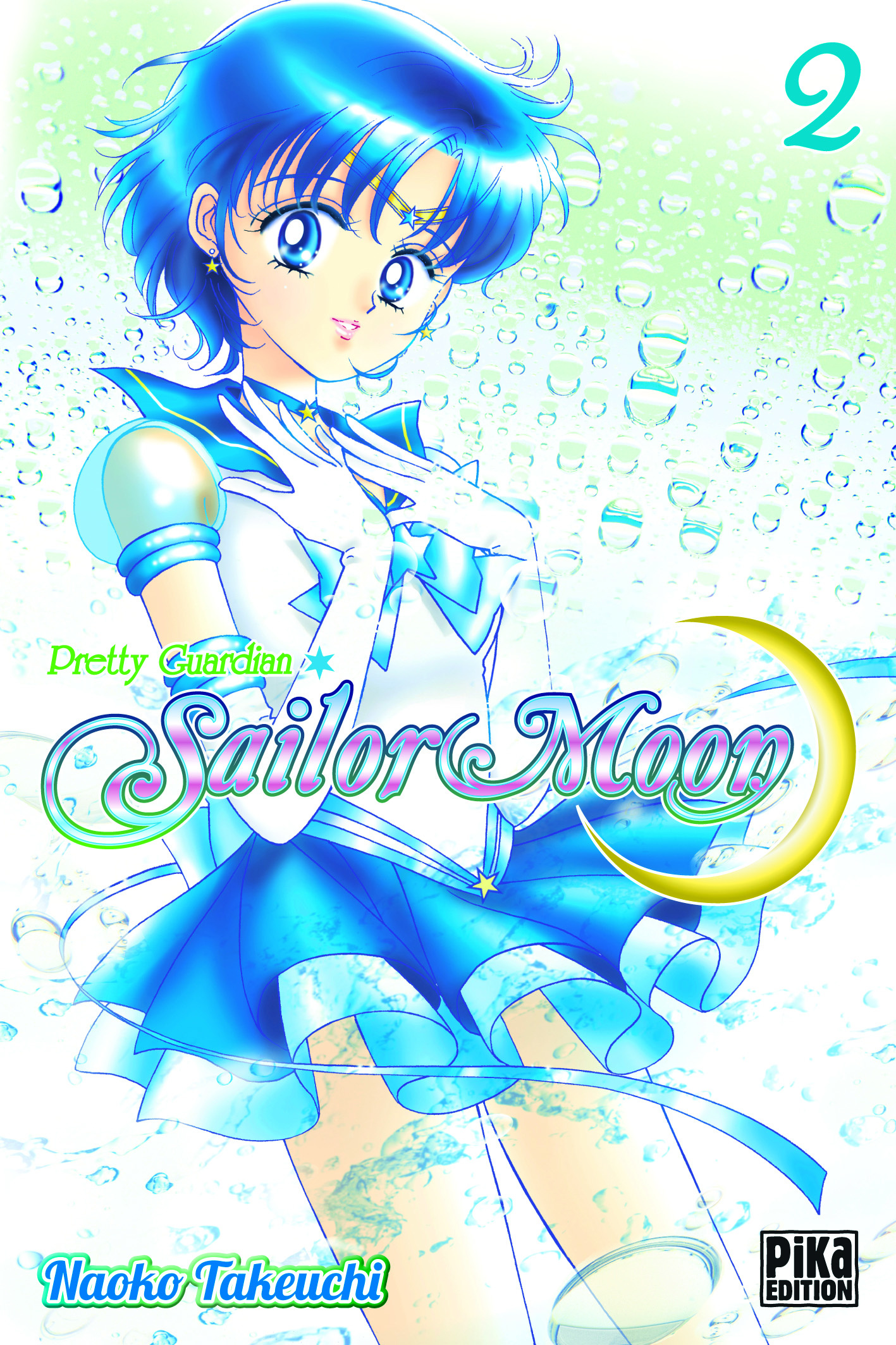 Pretty Guardian Sailor Moon 2. (könyv) - Naoko Takeuchi | Rukkola.hu