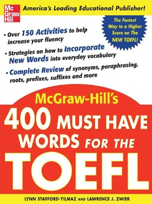 400-must-have-words-for-the-toefl-stafford-yilmaz-eb9780071467070