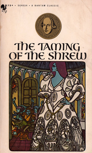 Shakespeare_bantam_taming_of_the_shrew