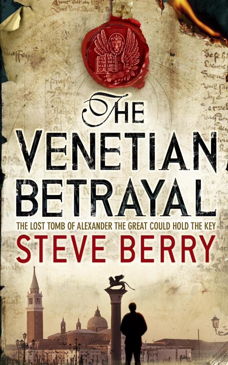 Steve berry the venetian betrayal