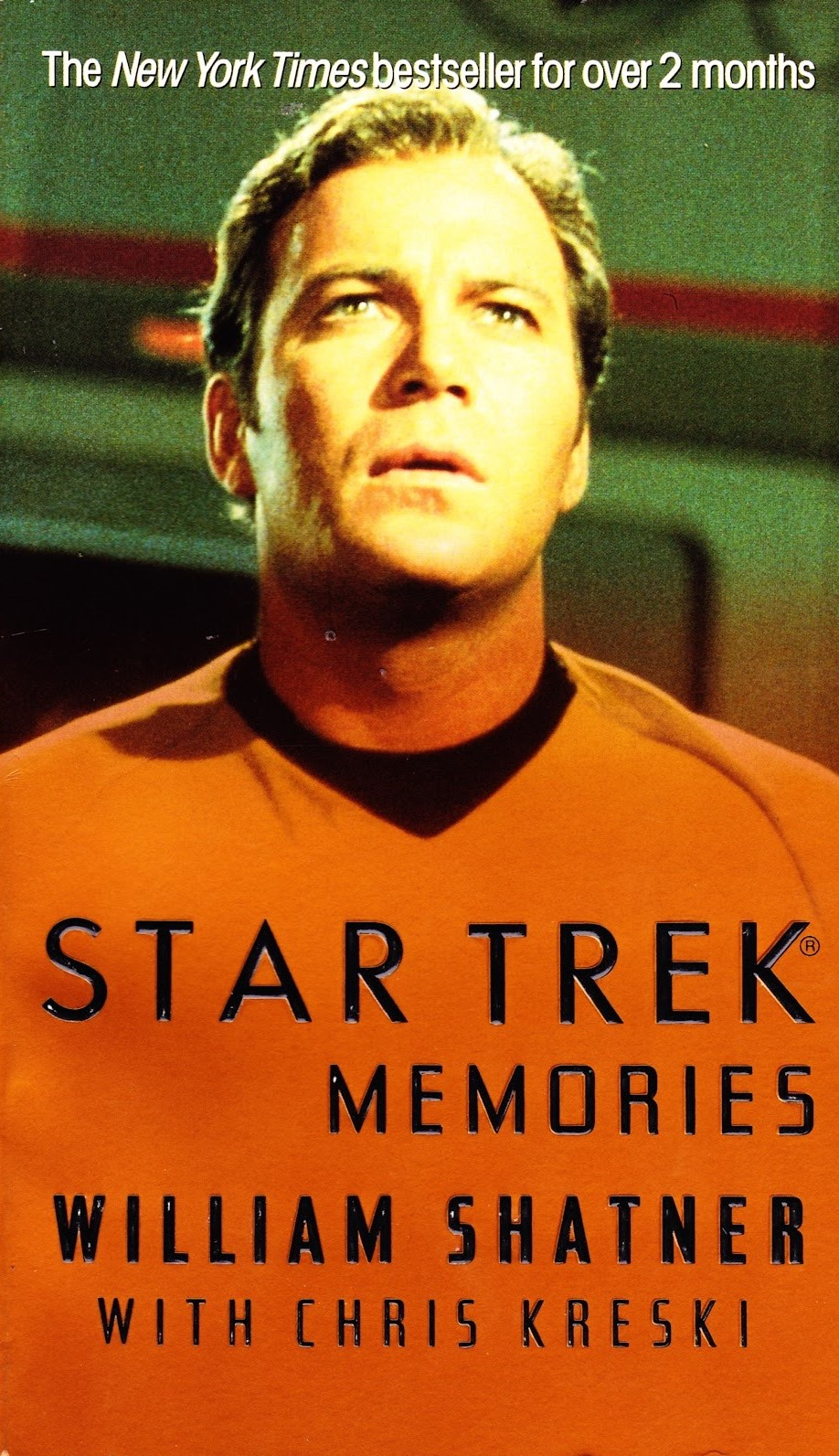 """The high-profile Shatner (see Tek Power in """"Fiction"""") follows up the  best-selling Star Trek Memories with a behind-the-scenes look at all seven Star  Trek ..."""