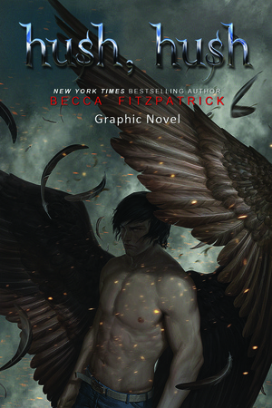 Hush-hush-graphic-novel-cover