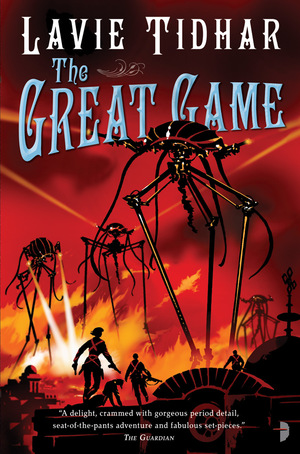 The-great-game-lavie-tidhar