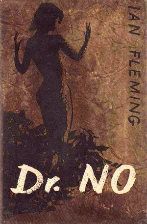Doctor-no-book-cover-first-edition