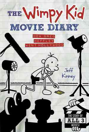 The_wimpy_kid_movie_diary_how_greg_heffley_went_hollywood_by_kinney_jeff_hardcover_