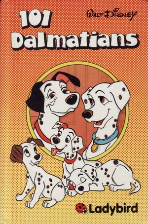 101-dalmations-ladybird-book-disney-gloss-hardback-1985-364-p