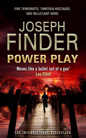 Jospeph-finder-power-play-cover