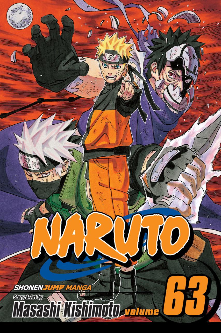 Naruto 63  (angol) (könyv) - Masashi Kishimoto | Rukkola hu