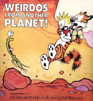 Andrews-mcmeel-publishing-calvin-and-hobbes-collection-weirdos-from-another-planet-soft-cover-1