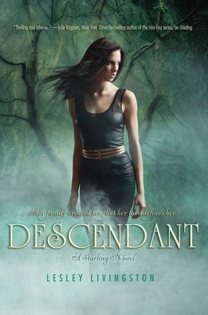 Descendant_by_lesley_livingston