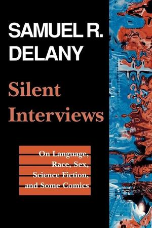 Silent-interviews-delany-samuel-r-eb9780819571922