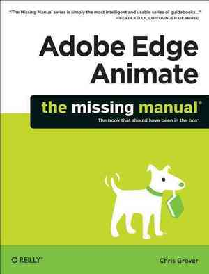 Adobe-edge-animate-the-missing-manual-paperback-l9781449342258