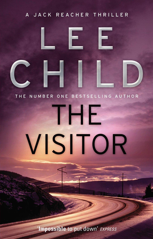 The Visitor (könyv) Lee Child | Rukkola.hu