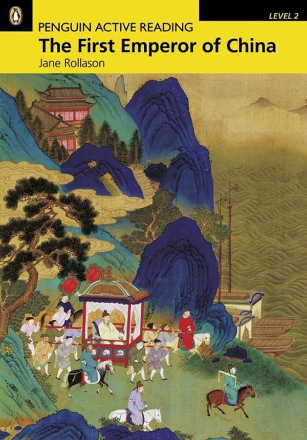 piękno sprzedaż online podgląd The First Emperor of China (Penguin Readers) (könyv) - Jane ...