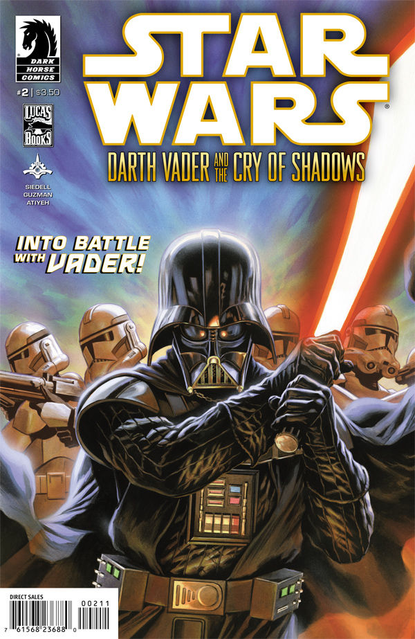 Star Wars Darth Vader And The Cry Of Shadows Knyv Tim