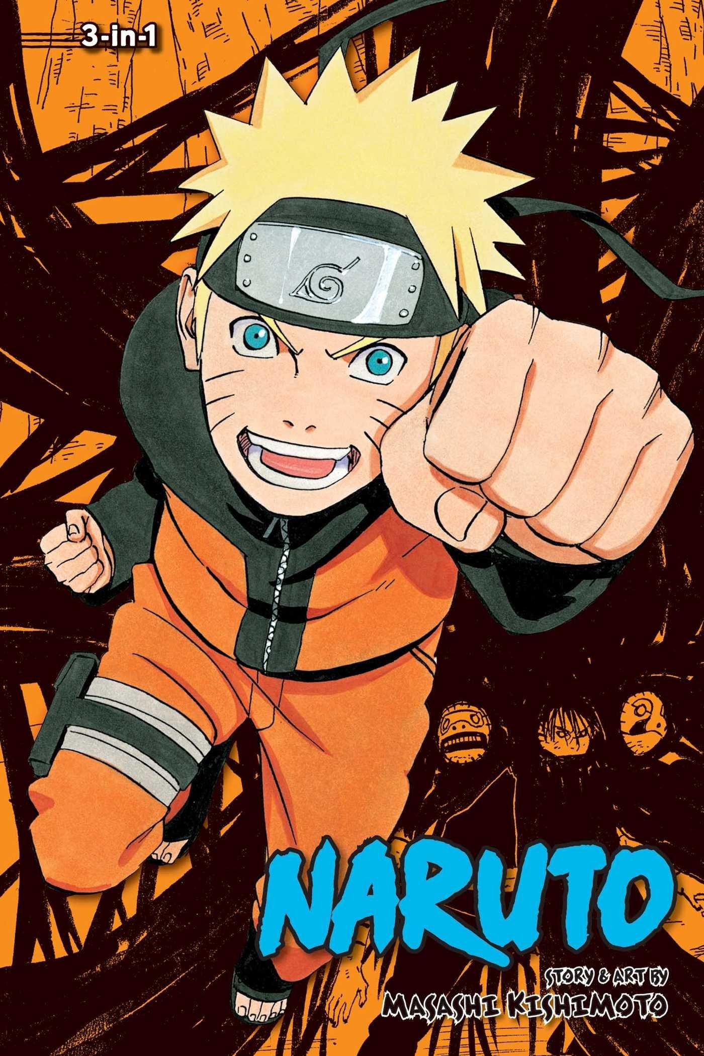 Naruto 37-39 (könyv) - Masashi Kishimoto   Rukkola hu