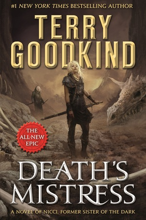 Terry_goodkind_death's_mistress