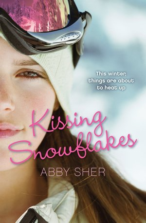 Abby_sher_kissing_snowflakes
