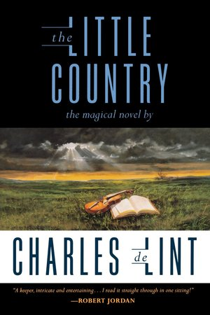 Charles_de_lint_the_little_country