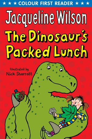 Jacqueline_wilson_the_dinosaur's_packed_lunch