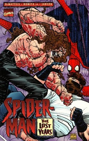 J._m._dematteis_spider-man_the_lost_years