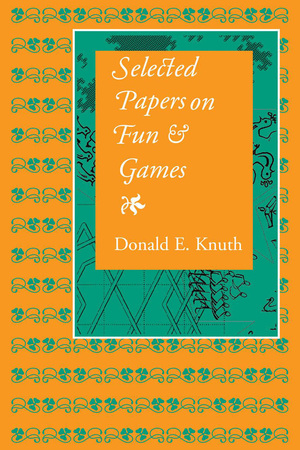 Donald_e._knuth_selected_%e2%80%8bpapers_on_fun_and_games