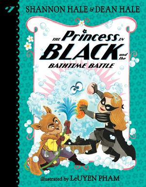 Shannon_hale_%c2%b7_dean_hale_the_%e2%80%8bprincess_in_black_and_the_bathtime_battle
