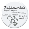 Badge-jobbmunkas